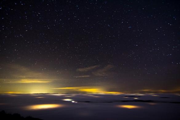 estrellas y nebulosas