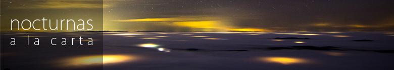 Estrellas, Vía Láctea, paisajes nocturnos, lightpainting,... ¿Te atreves?