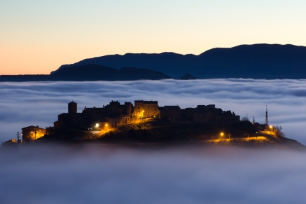 Claverol, Pallars Jussà.